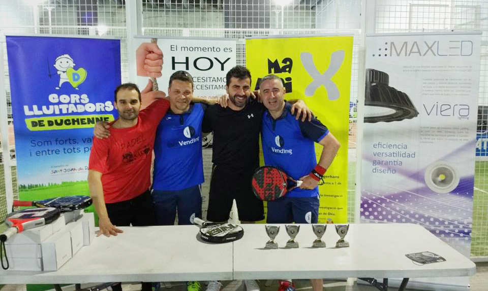 Torneo deportivo ONG MAXLED